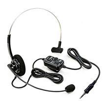 VC-24 Headset med röststyrning