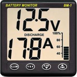 Nasa batteriövervakning bm1
