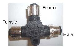 Mikro T-koppling