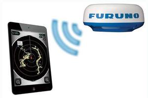 Furuno DRS4W WiFi radar
