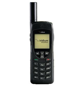Satellittelefon Iridium 9555