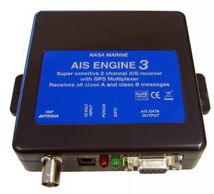 NASA AIS Engine 3