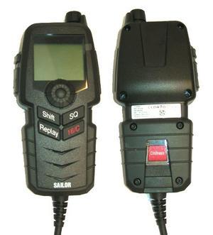 Sailor  Extra kontrollenhet 6205 med DSC
