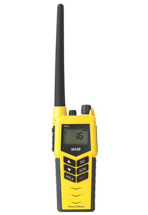 VHF Sailor SP3520 GMDSS