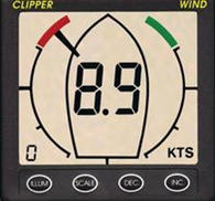 NASA Clipper Wind Display