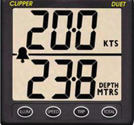 NASA Clipper Duet Display