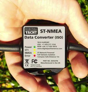 ST Seatalk-NMEA Converter
