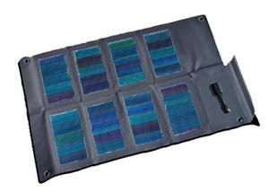 Solcellsladdare Aurora Pro 12