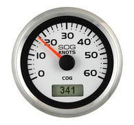 Logg GPS 60 knop Argent